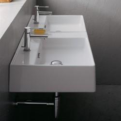 Двоен умивалник за баня Teorema 105R