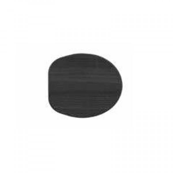 Черна седалка и капак за тоалетна чиния – Castellana