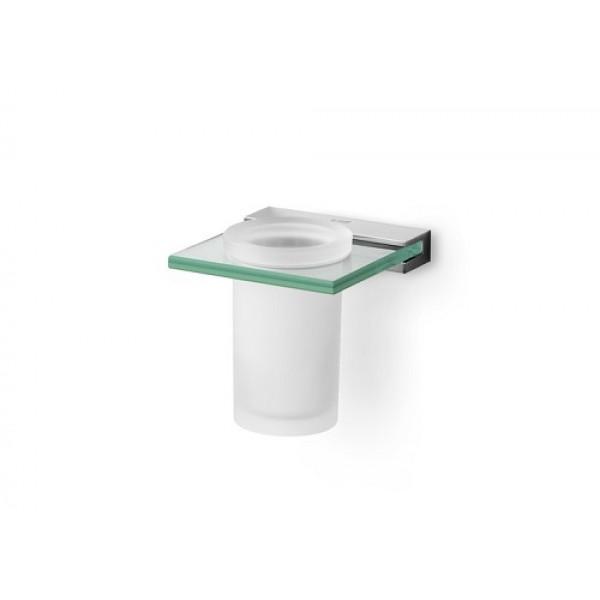 Стенна чаша Нова за поставяне на паста и четка за зъби
