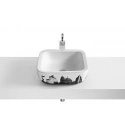 Порцеланова Мивка Urban - дизайн Berlin