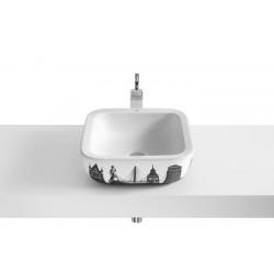 Порцеланова Мивка Urban - дизайн London