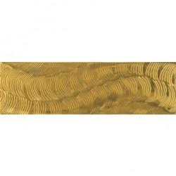 Glaciar Gold Atomic – златисти плочки за баня