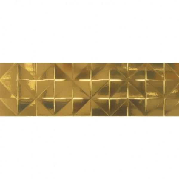 Glaciar Gold Box – златисти стенни плочки за баня