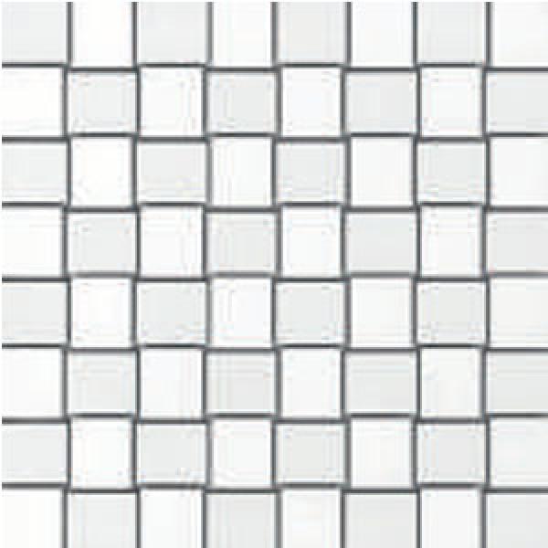 Cross White Mosaico –  бели плочки мозайка първокачествена керамика
