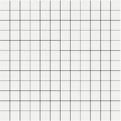 Glaciar White Mosaico 2.5x2.5 – мозаечни плочки фаянс
