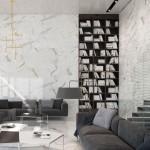 Голяма колекция гранитогрес и керамика ефект мрамор STATUARIO (Cifre Ceramica)