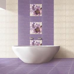 Motive Tex - серия плочки за баня с текстилен дизайн
