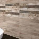 """Колекция """"Arco"""" плочки за баня имитация на дърво"""