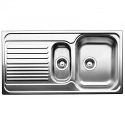Мивка за кухня от стомана – модел Blanco TIPO 6S ПОЛИРАНА