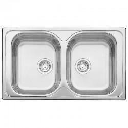 Мивка за кухня от стомана – модел Blanco TIPO 8