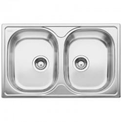 Мивка за кухня от стомана – модел Blanco TIPO 8 COMPACT