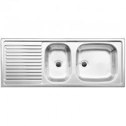 Мивка за кухня от стомана – модел Blanco TOP EZS 11X4