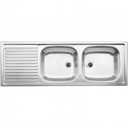Мивка за кухня от стомана – модел Blanco TOP EZS 12X4