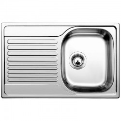 Мивка за кухня от стомана – модел Blanco TIPO 45S COMPACT ПОЛИРАНА