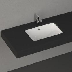 Мивка за баня Soluzione – овал за пълно вграждане в плот – Isvea (Италия)