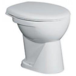 Бяла тоалетна чиния