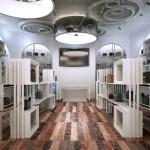 Колекция луксозни плочки ефект цветен мрамор – MARSHALL EMPERADOR