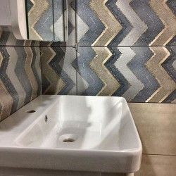 Ravena -колекция плочки за баня вдъхновени от християнски мозайки
