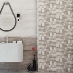 Колекция Нове – плочки за баня в сива цветова гама от KAI Group