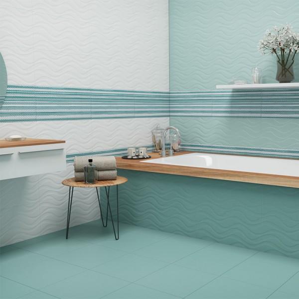 """Цветна колекция плочки за баня """"Изола"""" на Ceramica Fiore"""