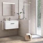 Bahia – колекция стенни плочки за баня ефект камък