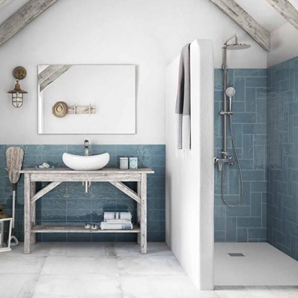 Maiolica – многоцветна колекция стенни плочки за баня
