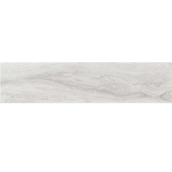 Дълги бели плочки за баня Fossil White ABS