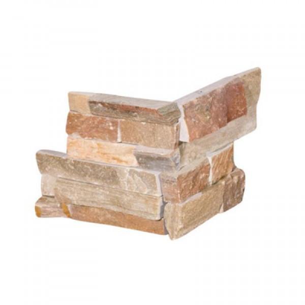 Естествени Плочки Low Cost Corner от камък