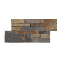 Естествени Плочки Zeta Multicolor  от камък