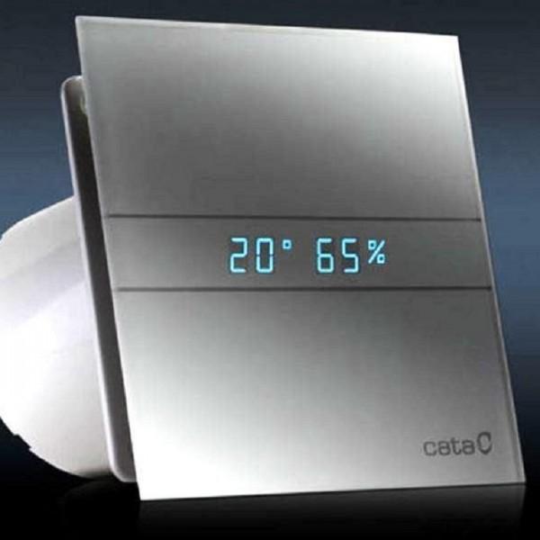 Вентилатор за баня  CATA E 100 GSTH