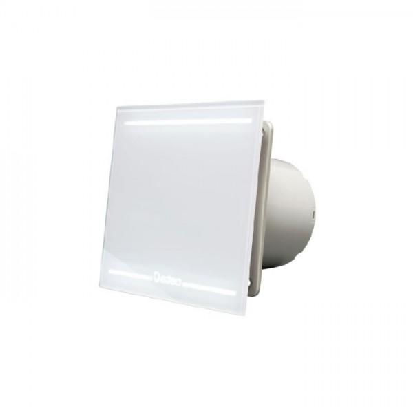 Вентилатор за баня  CATA E 100 GL - с LED осветление