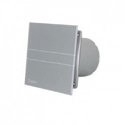Вентилатор за баня  CATA E 100 GS - сив