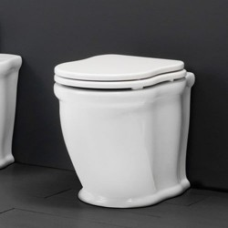 Стояща тоалетна чиния TIME - уникален дизайн