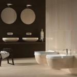 Стенна тоалетна ефект травертин – Abito Travertino 56