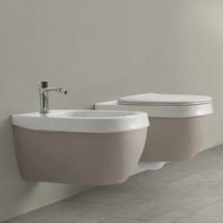 Окачена тоалетна чиния италиански дизайн – Abito Earth 56