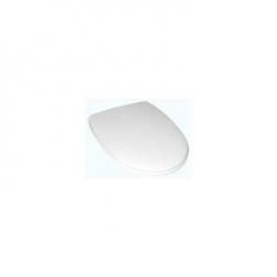 Бял капак за тоалетна чиния/ Колекция Solo