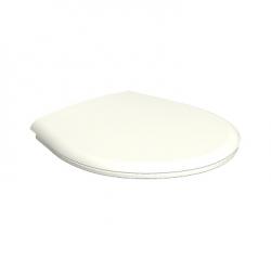 Бял капак за тоалетна чиния/ Колекция Idol
