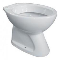 Бяла тоалетна чиния/ Колекция Classica