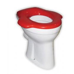 Бяла тоалетна чиния за деца/ Колекция Classica