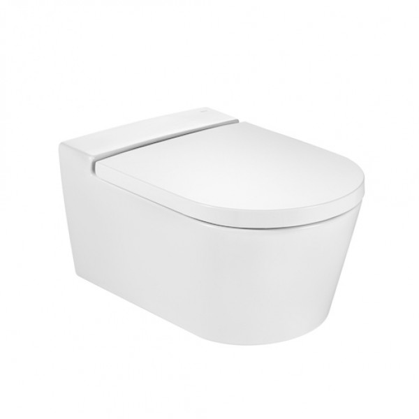 Rimless модел окачена тоалетна чиния – Inspira ROUND A346527000