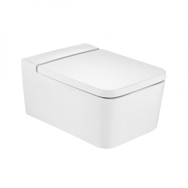 Rimless модел окачена тоалетна чиния – Inspira SQUARE A346537000