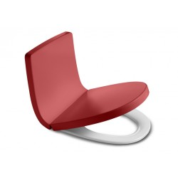 Комплект седалка с капак за тоалетна чиния/ Колекция Khroma