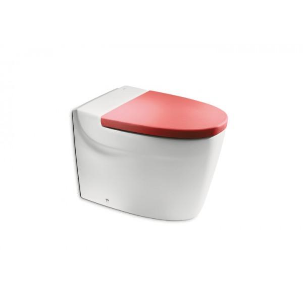 Бяла тоалетна чиния/ Колекция Khroma