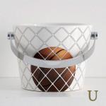 Мивка Bucket 30 Стенна