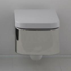 Toалетна чиния за стена металик - 8301 / Колекция Next