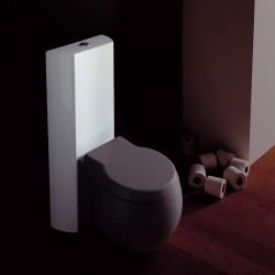 Моноблок за баня мат/антрацид / Колекция Planet
