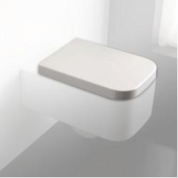 Бяла седалка за тоалетна чиния 8305B - softclose / Колекция Next