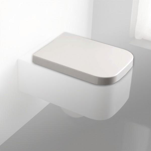 Бяла седалка за тоалетна чиния 8305А/ Колекция Next