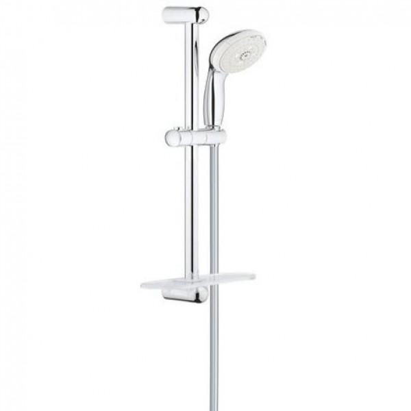 Душ колона без смесител ръчен душ с 3 струи – New Tempesta Cosmopolitan 100