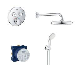 Термостатна душ система за вграждане комплект – GRT SmartControl